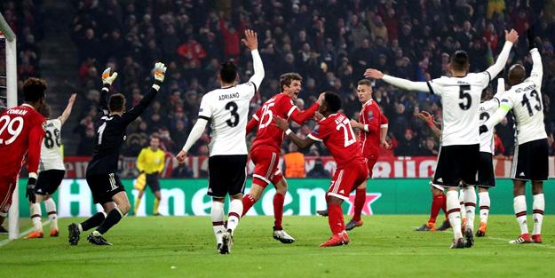 Beşiktaş Bayern Münih maçı CANLI YAYIN