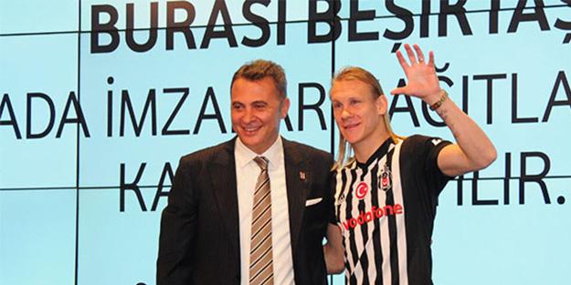 Beşiktaş çalkalanıyor! Fikret Orman'ın gizli sözleşmesi ortaya çıktı