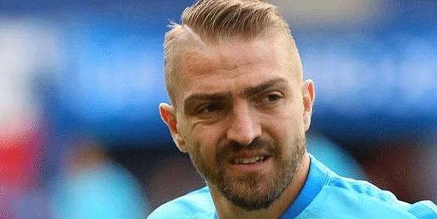 Beşiktaş, Caner Erkin'i KAP'a bildirdi
