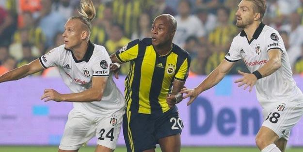 Beşiktaş - Fenerbahçe maçı canlı izle | Beşiktaş - Fenerbahçe maçı ilk 11'leri