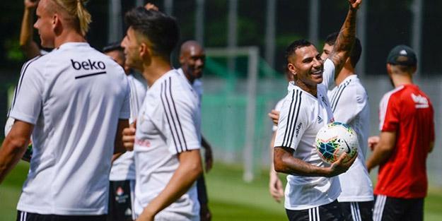 Beşiktaş ilk hazırlık maçına yarın çıkacak!