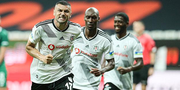 Beşiktaş, Konyaspor'u rahat geçti