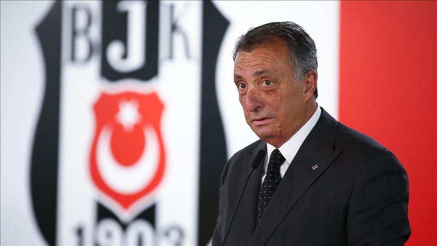 Beşiktaş Kulübü Başkanı Ahmet Nur Çebi'den karamsar tablo
