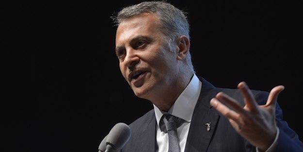 Beşiktaş Kulübü Başkanı Fikret Orman'ın İspanya'ya gidiş nedeni ortaya çıktı! Negredo...