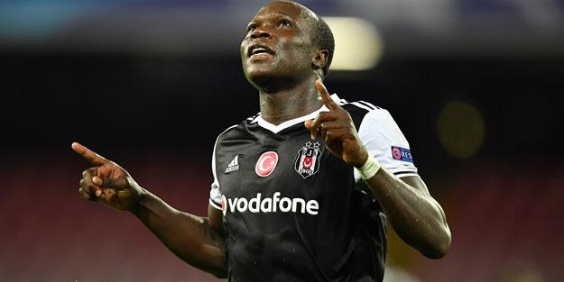 Beşiktaş, Napoli'yi evinde devirdi!