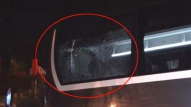 Beşiktaş otobüsüne saldırıyla ilgili soruşturma açıldı