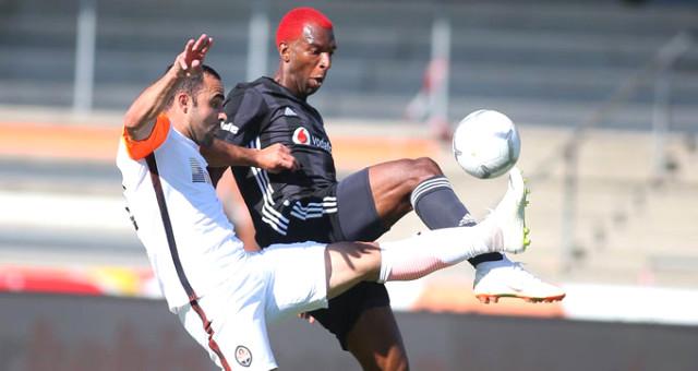Beşiktaş - Shaktar Donetsk maçı başladığı gibi bitti