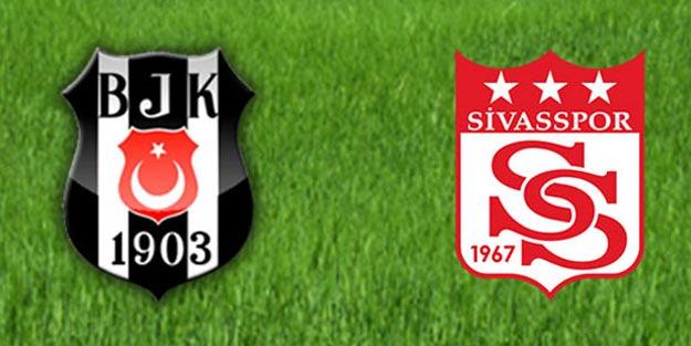 Beşiktaş-Sivasspor maçı saat kaçta, hangi kanalda, maçın hakemi kim?