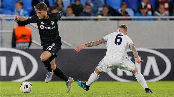 Beşiktaş Slovan Bratislava maçı ne zaman saat kaçta hangi kanalda?