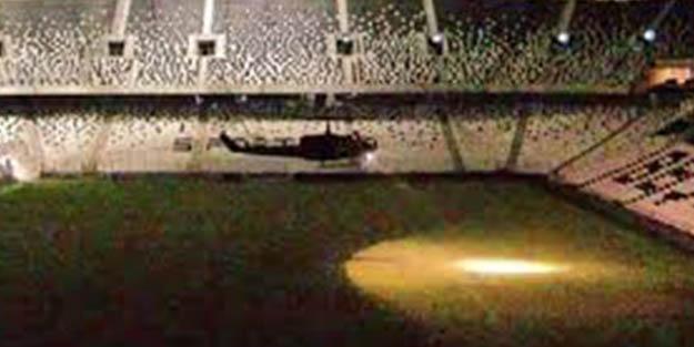 Beşiktaş stadına helikopterle iniş yapan darbecilerin cezası belli oldu!