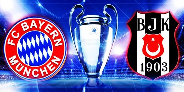 Beşiktaş'tan Bayern Münih kararı