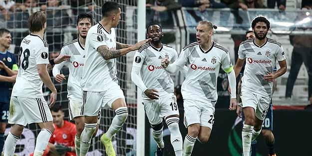 Beşiktaş uzatmalarda kazandı!