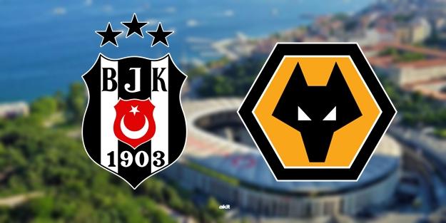 Beşiktaş Wolverhampton maçı ne zaman saat kaçta? Beşiktaş maçı hangi kanalda?