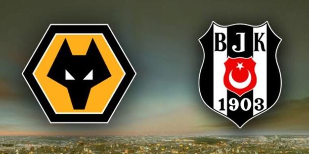 Beşiktaş Wolverhampton maçı ne zaman, saat kaçta, hangi kanalda?