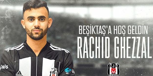 Beşiktaş'a dişli rakip! Ghezzal'e talip oldular