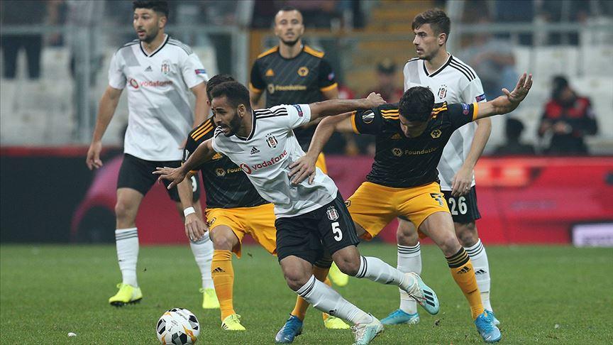 Beşiktaş'ın Avrupa'da 219. maçı