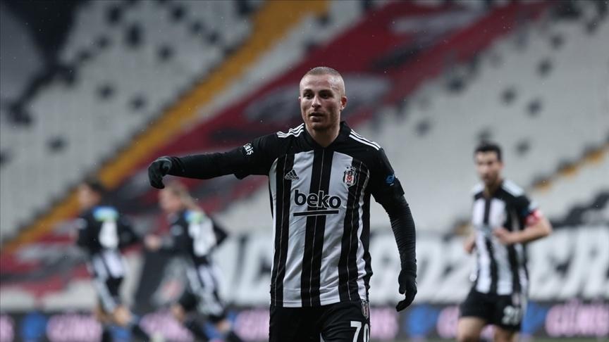 Beşiktaş'ın Hatayspor maçı kamp kadrosu belli oldu