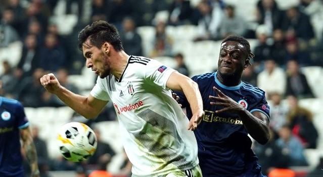 Beşiktaş'ın kaç puanı var? Avrupa Ligi K Grubu puan durumu