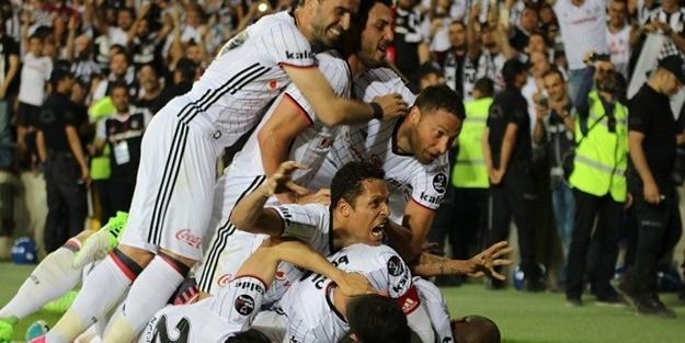Beşiktaş'ın kasasını dolduran şampiyonluk