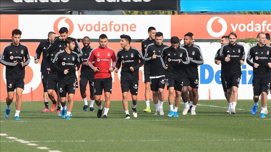 Beşiktaş'ın Konyaspor maçı kamp kadrosu açıklandı