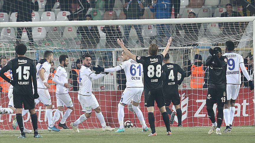 Beşiktaş'ın kupada rakibi Büyükşehir Belediye Erzurumspor