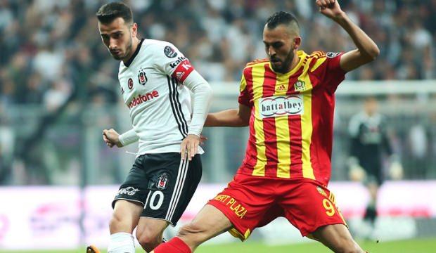 Beşiktaş'ın Malatya maçındaki ilk 11'i belli oldu!