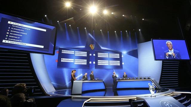 Beşiktaş'ın Şampiyonlar Ligi'ndeki rakipleri belirlendi