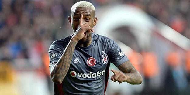 Beşiktaş'ın Talisca formülü hazır! 'Orası benim evim'