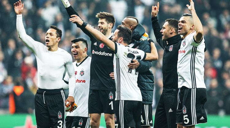 Beşiktaş'ın tarihi zaferi Avrupa medyasını salladı
