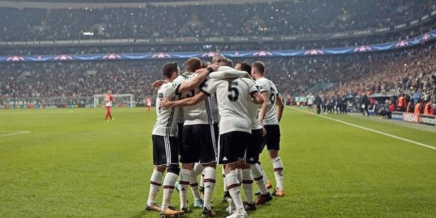 Beşiktaş'ın Türkiye TFF'ye bildirdiği 28 kişilik oyuncu kadrosu