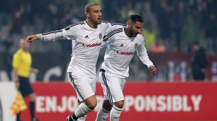 Beşiktaş'ın yıldızına Çin'den rekor teklif!