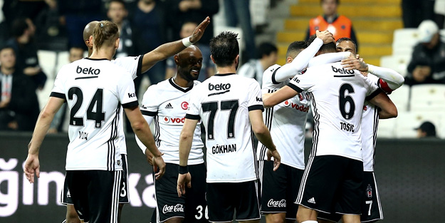 Beşiktaş'ın yıldızına Premier Lig ekibi talip oldu!