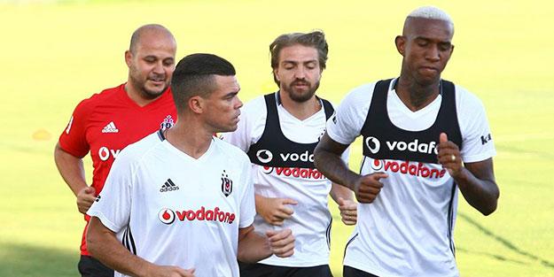 Beşiktaş'ta hazırlıklar 'eksik' başladı