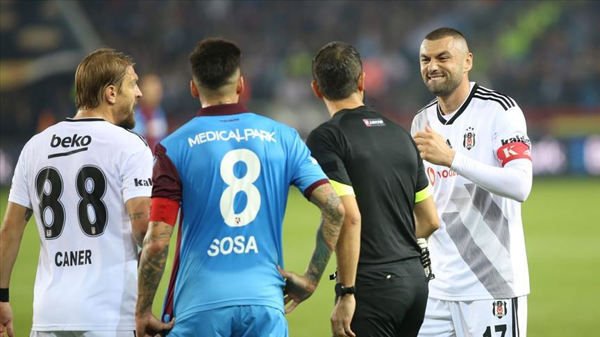 Beşiktaş'ta kötü gidiş devam ediyor