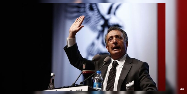 Beşiktaş'ta yeni başkan belli oldu