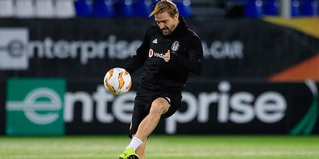 Beşiktaş'tan Caner Erkin kararı
