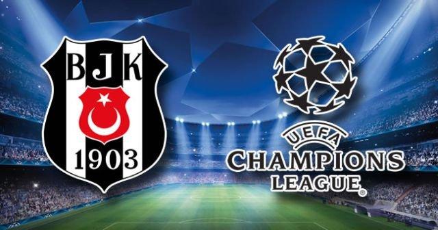 Beşiktaş'tan Kiev'e farklı kadro
