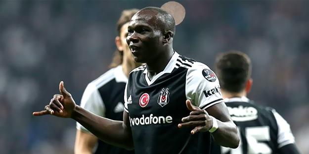 Beşiktaş'tan transfer bombası Vincent Aboubakar