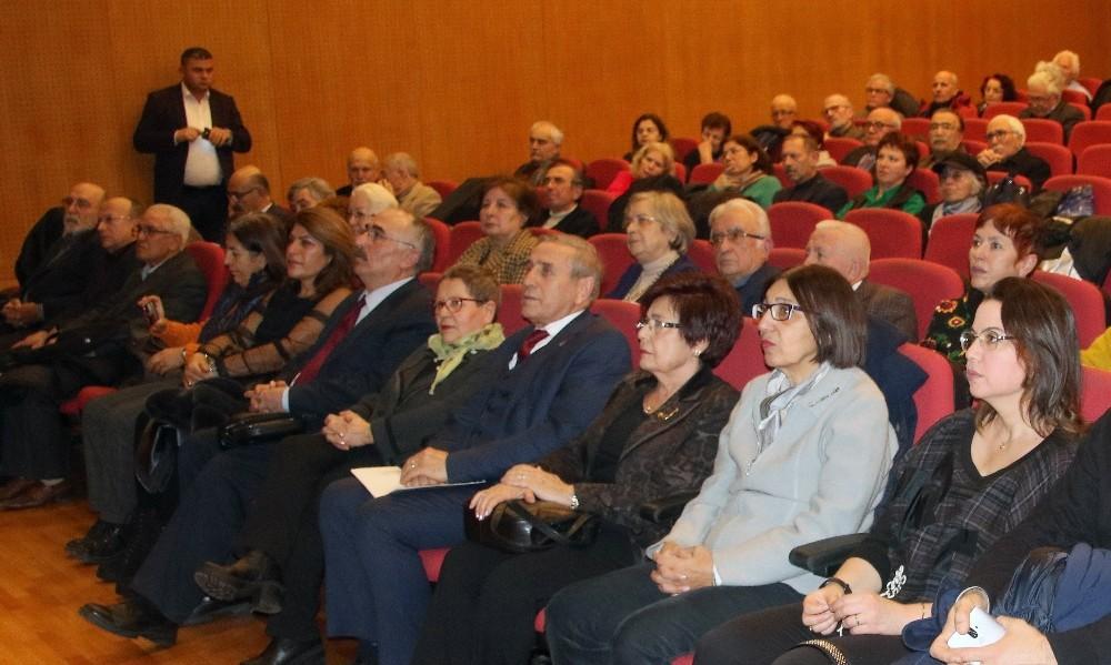 Beşir Göğüş Ödülü Mehmet Saydur'un
