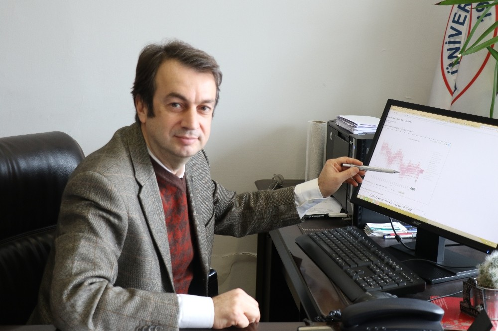 BEÜ Mühendislik Fakültesi Dekanı Prof. Dr. Hakan Kutoğlu: