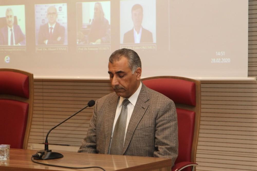 """BEÜ'de """"Darbeden Demokrasiye 28 Şubat"""" paneli"""
