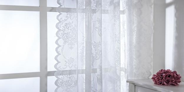 Beyaz perdelerin beyazlığı nasıl korunur? Beyaz perde temizliğinin püf noktaları