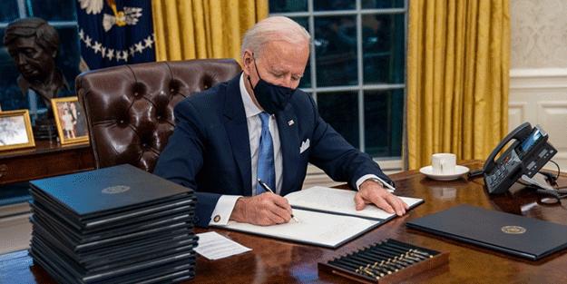 Beyaz Saray duyurdu: Joe Biden'dan Covid-19 aşısı kararı