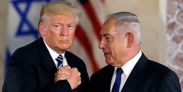 Beyaz Saray'da dikkat çeken kulis! Trump Netanyahu'yu harcadı