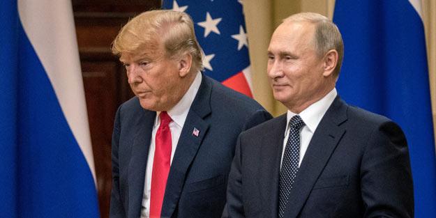 Beyaz Saray'dan dikkat çeken açıklama: Trump, Putin'i uyardı