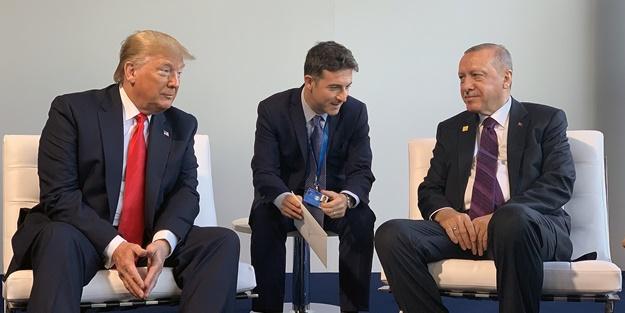 Beyaz Saray'dan Erdoğan-Trump açıklaması
