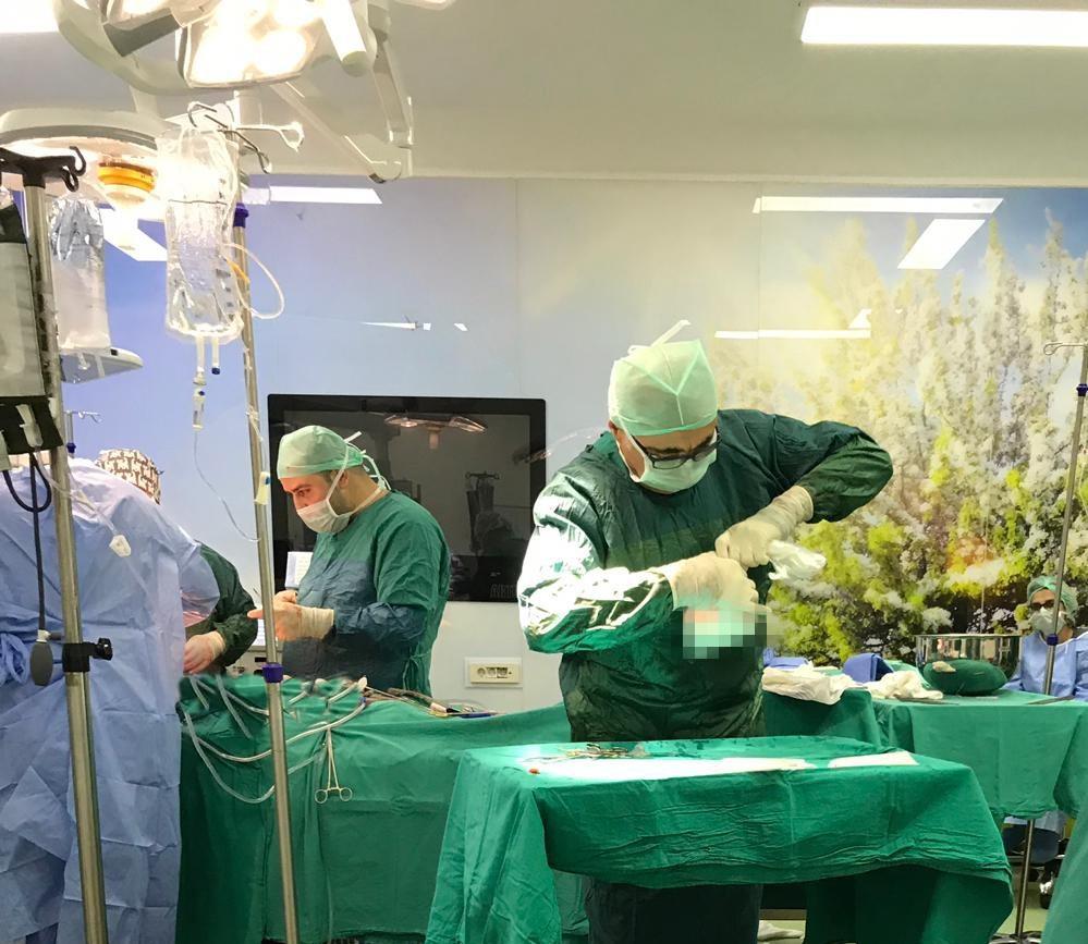 Beyin ölümü gerçekleşen hasta 4 kişiye umut oldu