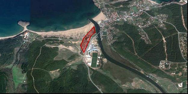 Beykoz Riva'daki 49 bin 125 metrekarelik alanın imar planını askıda
