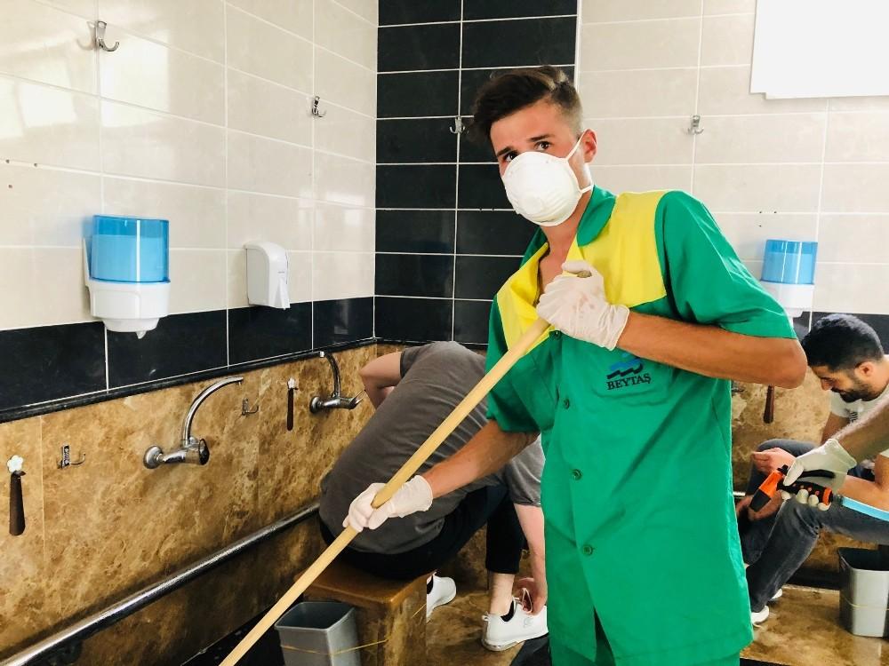 Beykoz'un cami tuvaletleri ücretsiz ve tertemiz