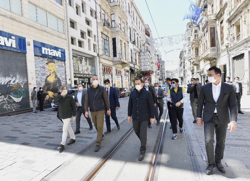 Beyoğlu Kültür Yolu' çalışmaları devam ediyor - Yeni Akit